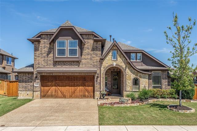 12720 Oakvale Trail, Fort Worth, TX 76244 - #: 14567495