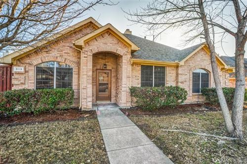 Photo of 313 Williamsburg Drive, Van Alstyne, TX 75495 (MLS # 14242497)