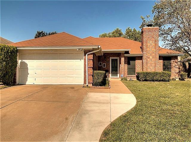 815 Xavier Drive, Arlington, TX 76001 - #: 14454497
