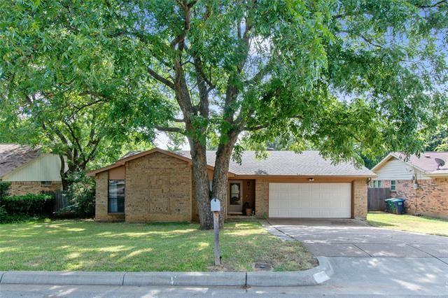 1101 Blue Carriage Lane N, Fort Worth, TX 76120 - #: 14628497