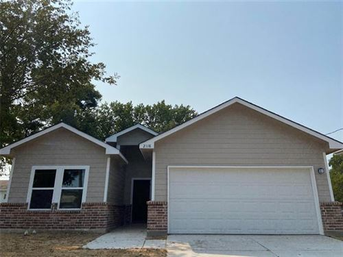 Photo of 2118 King Street, Greenville, TX 75401 (MLS # 14650500)