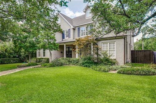 Photo of 4020 Colgate Avenue, University Park, TX 75225 (MLS # 14478501)