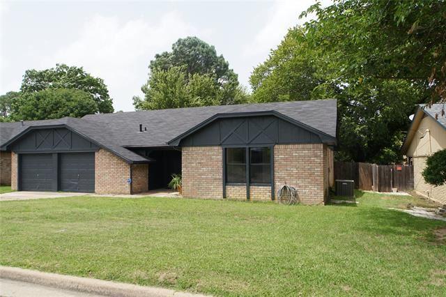 4707 Elkwood Lane, Arlington, TX 76016 - #: 14376503