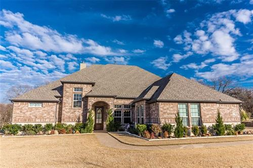 Photo of 1090 Stone Trail Lane, Cross Roads, TX 76227 (MLS # 14241507)
