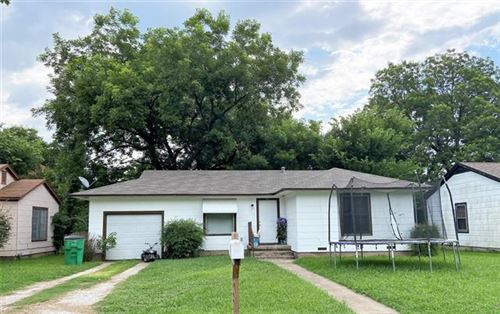 Photo of 1806 N Culberson Street, Gainesville, TX 76240 (MLS # 14622507)
