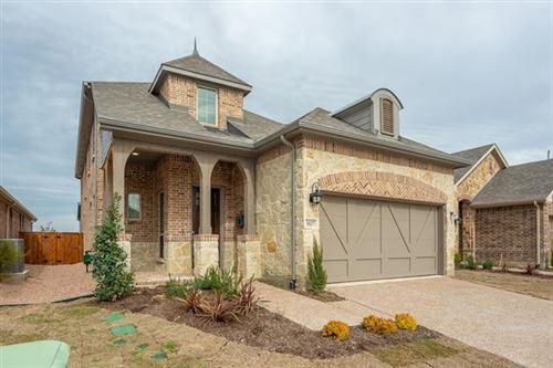 Photo of 3037 Damsel Sauvage Lane, Lewisville, TX 75056 (MLS # 14682507)