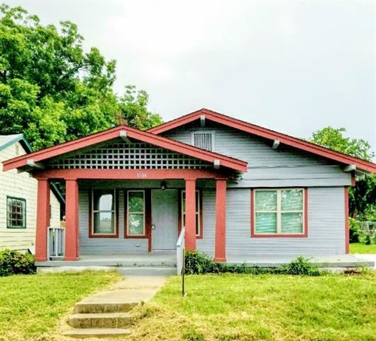 1101 E Richmond Avenue, Fort Worth, TX 76104 - #: 14376507