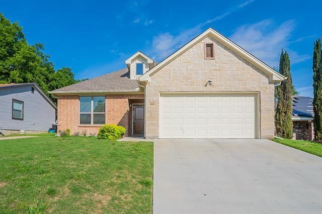 850 Mirike Drive, White Settlement, TX 76108 - #: 14579507
