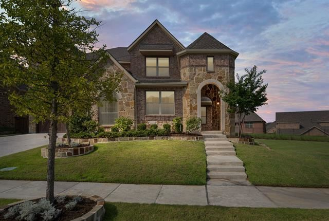 5817 Austin Waters, The Colony, TX 75056 - #: 14643507