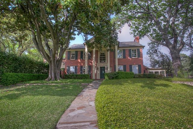 43 Valley Ridge Road, Westover Hills, TX 76107 - #: 14412508
