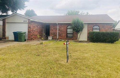 Photo of 5216 Marks Circle, The Colony, TX 75056 (MLS # 14678509)