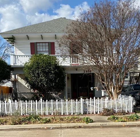 1406 6th Avenue, Fort Worth, TX 76104 - #: 14543509