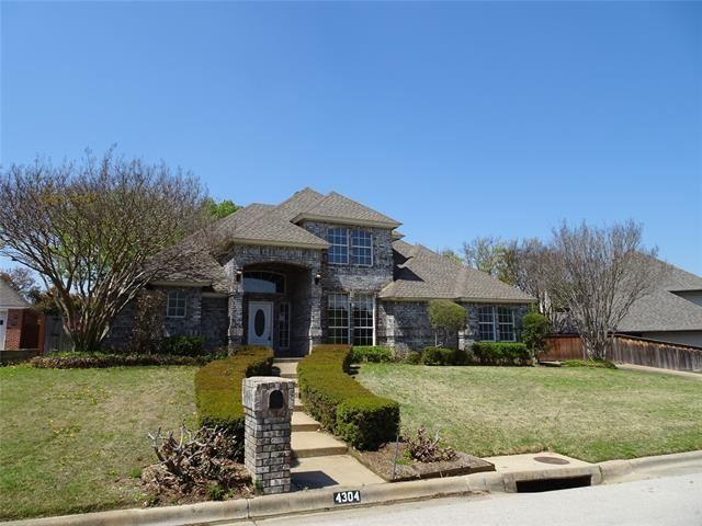 4304 Green Meadow Street E, Colleyville, TX 76034 - #: 14510511