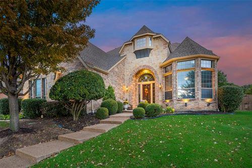 Photo of 1005 Hideaway Drive, Keller, TX 76248 (MLS # 14455512)