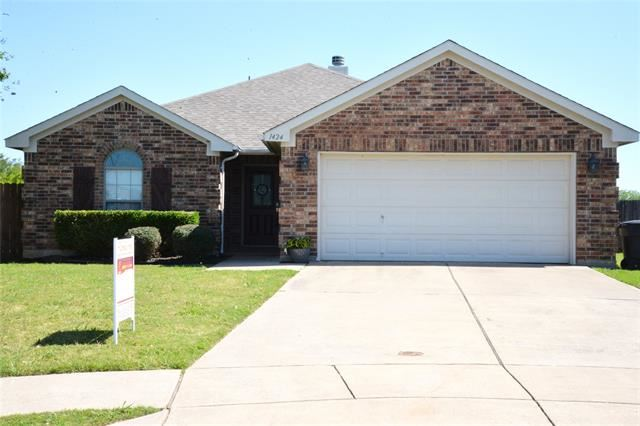 1424 Brownford Drive, Fort Worth, TX 76028 - #: 14328512
