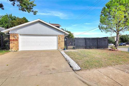 Photo of 2401 Mira Drive, Garland, TX 75044 (MLS # 14691513)