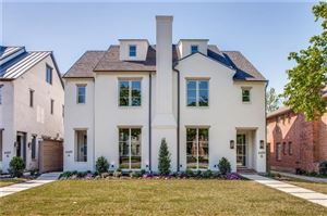 Photo of 4419 University Boulevard #A, University Park, TX 75205 (MLS # 14094515)
