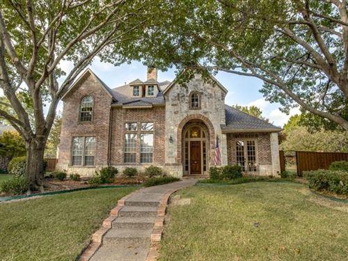 Photo of 615 Driftwood Court, Allen, TX 75013 (MLS # 14458517)