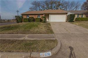 Photo of 830 Hawthorne Drive, Allen, TX 75002 (MLS # 13991518)
