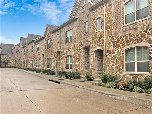 Photo of 2833 Troutt Drive #27, Carrollton, TX 75010 (MLS # 14498518)