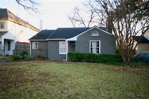 Photo of 5614 Anita, Dallas, TX 75206 (MLS # 14253519)