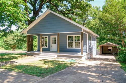 Photo of 1129 W Owings Street, Denison, TX 75020 (MLS # 14353520)
