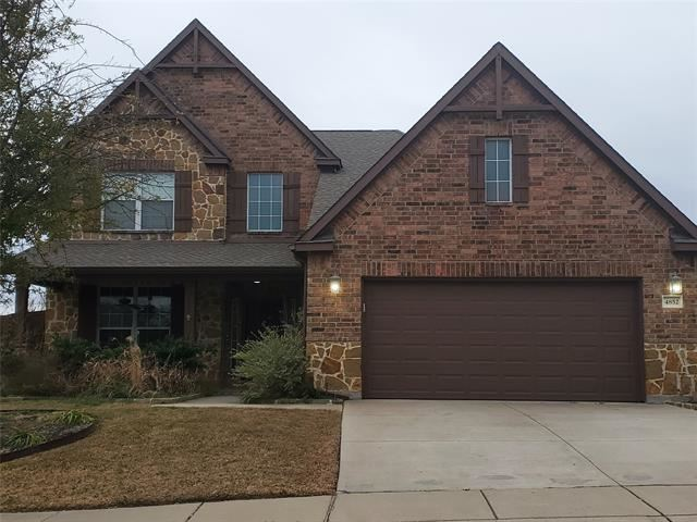 4852 Cliburn Drive, Fort Worth, TX 76244 - #: 14380522