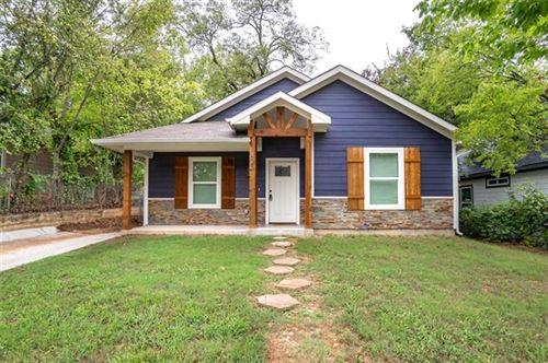 Photo of 423 W Walker Street, Denison, TX 75020 (MLS # 14664523)