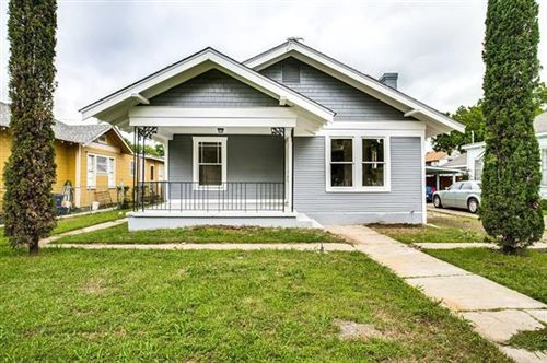 Photo of 2924 May Street, Fort Worth, TX 76110 (MLS # 14551526)