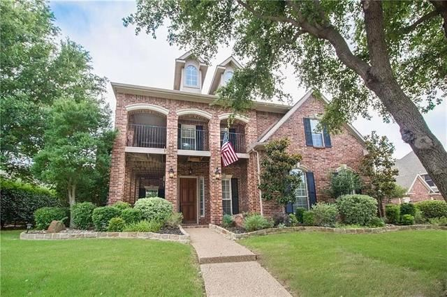 4209 Auburn Drive, Flower Mound, TX 75028 - #: 14635526