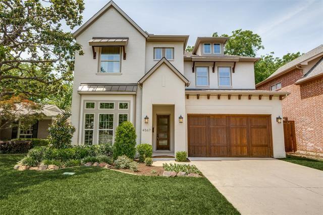 4567 Elsby Avenue, Dallas, TX 75209 - #: 14341528