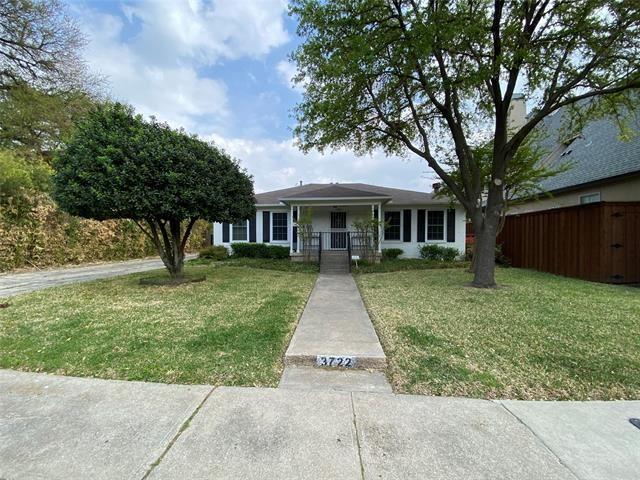 3722 Fairfax Avenue, Dallas, TX 75209 - #: 14552528