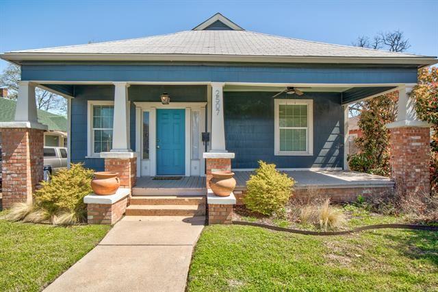 2507 Lipscomb Street, Fort Worth, TX 76110 - #: 14537529