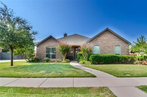 Photo of 625 Lone Star Drive, Abilene, TX 79602 (MLS # 14639530)