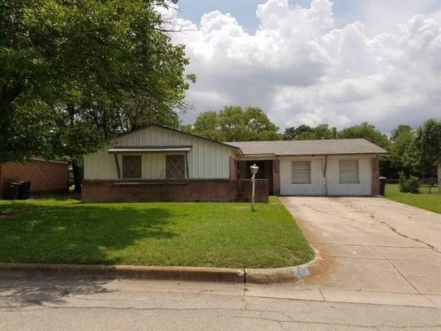 1412 Hazel Leigh Lane, Fort Worth, TX 76134 - MLS#: 14543530