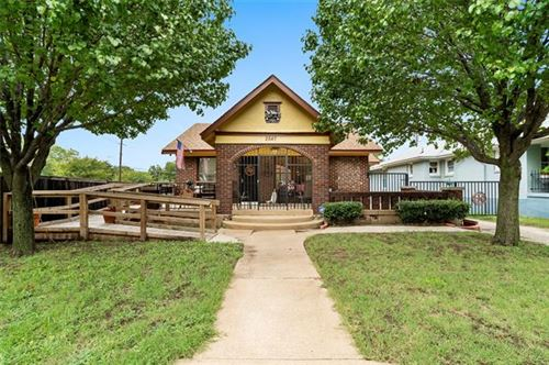Photo of 2847 Kingston St, Dallas, TX 75211 (MLS # 14479532)