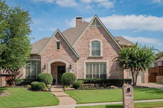 4400 Glenshire Court, McKinney, TX 75072 - MLS#: 14671532