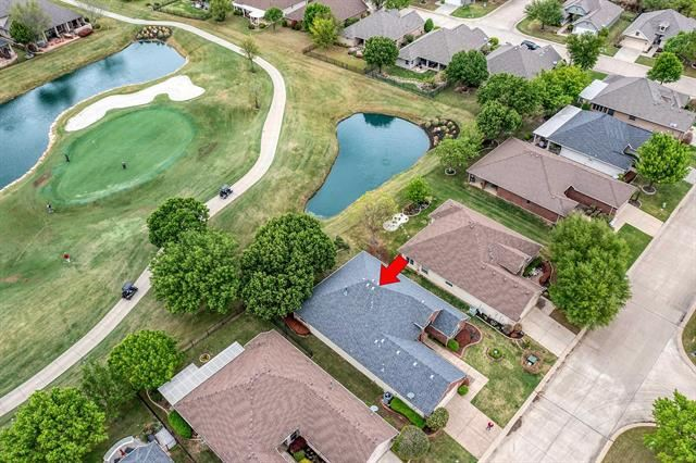9316 Orangewood Trail, Denton, TX 76207 - #: 14557533