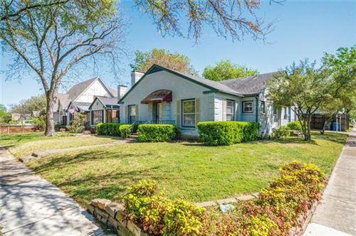 Photo of 5802 Palm Lane, Dallas, TX 75206 (MLS # 14551535)