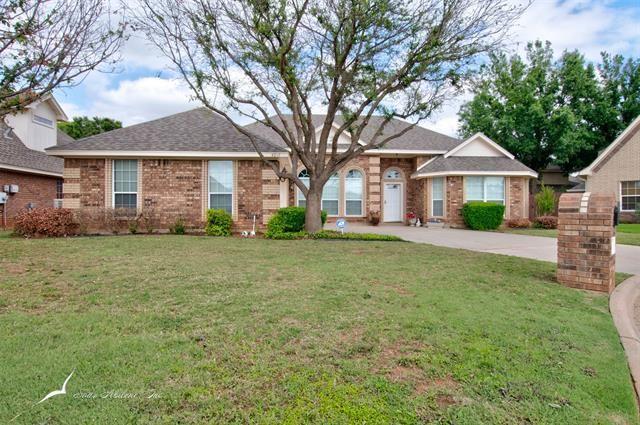 4917 Brantley Circle, Abilene, TX 79606 - MLS#: 14577535