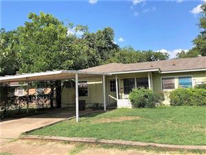 Photo of 4105 Eastover Avenue, Fort Worth, TX 76119 (MLS # 14142538)