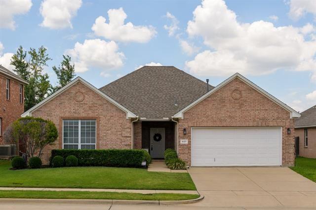 607 Poplar Vista Lane, Arlington, TX 76002 - #: 14372538