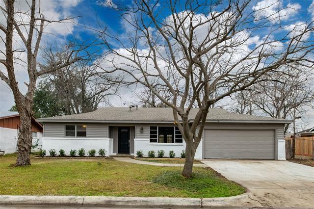 5220 Rutland Avenue, Fort Worth, TX 76133 - #: 14492539