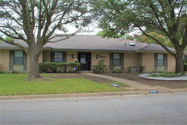 6305 Talgarth Court, Fort Worth, TX 76133 - #: 14623539