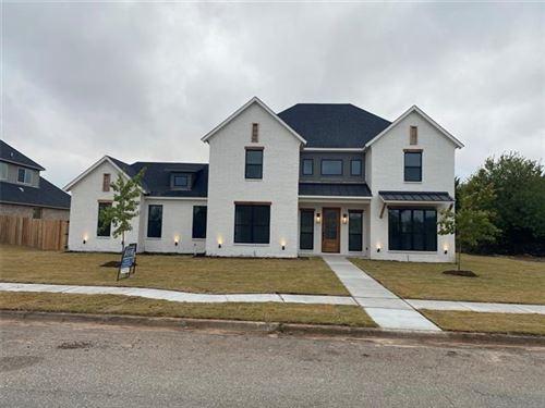 Photo of 602 Baker Park Drive, Sherman, TX 75092 (MLS # 14695540)