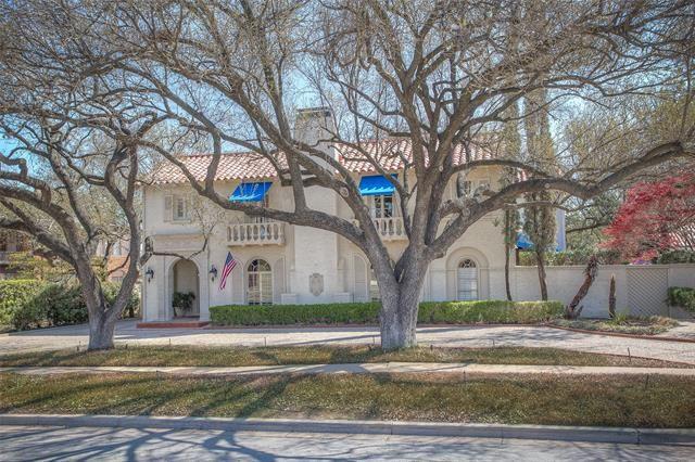 805 Hillcrest Street, Fort Worth, TX 76107 - #: 14543542