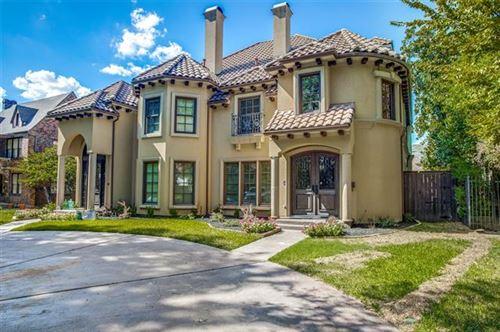 Photo of 4412 Westway Avenue, Highland Park, TX 75205 (MLS # 14666543)
