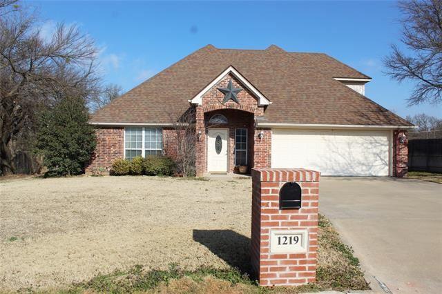 1219 Prairie Wind Boulevard, Stephenville, TX 76401 - #: 14507544