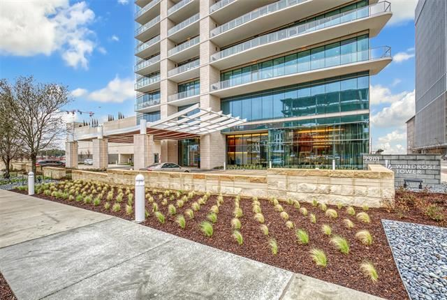 Photo for 7901 Windrose Avenue #1001, Plano, TX 75024 (MLS # 14278547)