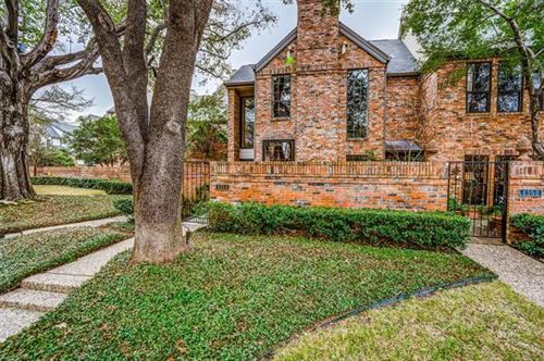 Photo of 4354 Westside Drive, Highland Park, TX 75209 (MLS # 14402548)